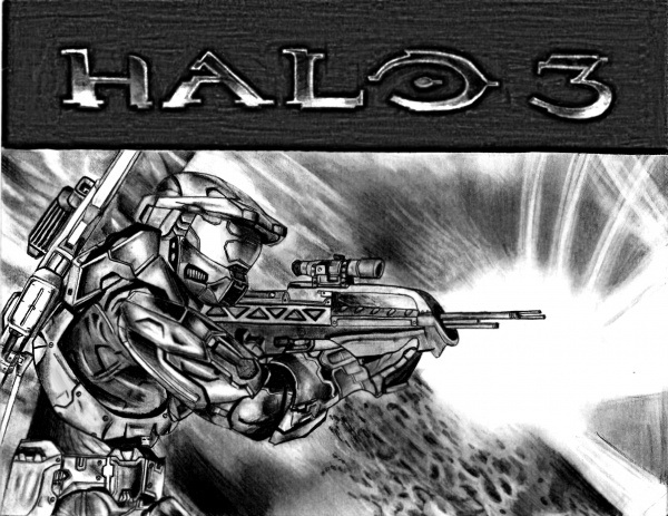 Master Chief BR final by snwboardgirl