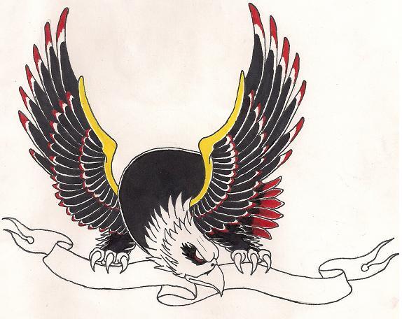 Eagle by soldadoporvida