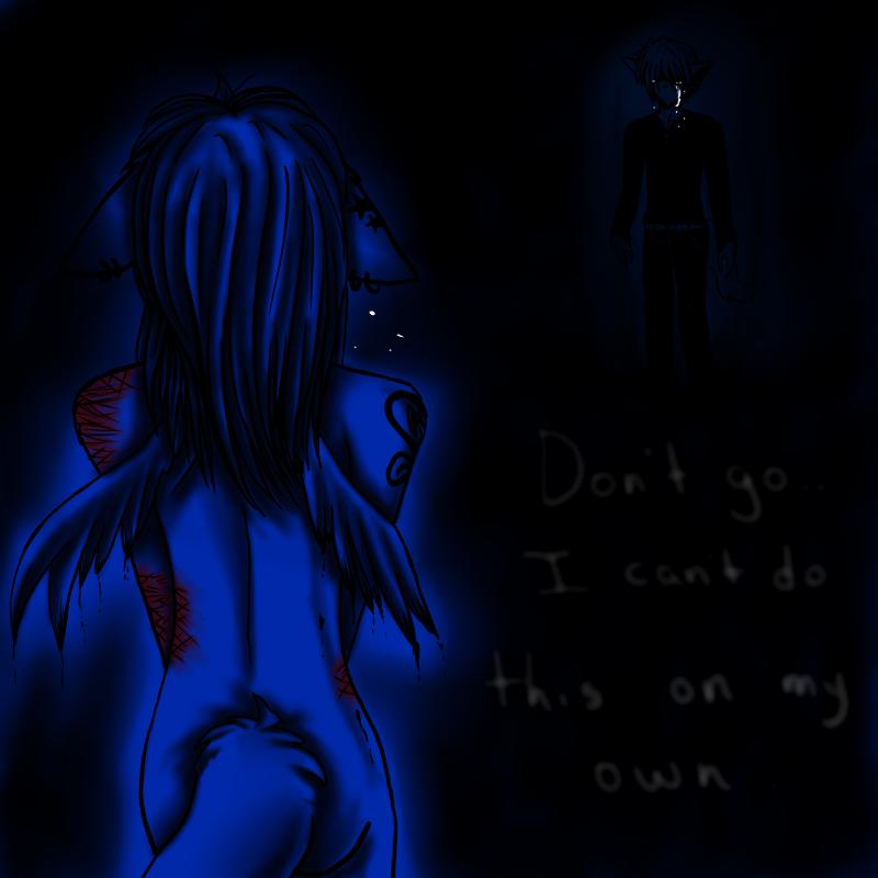 Don't Go by sonicknuxfans