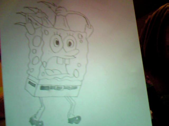 SpongeBob SquarePants by sswmypics1