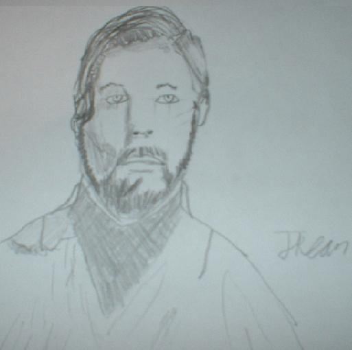 obi wan from revenge of the sith by stinger
