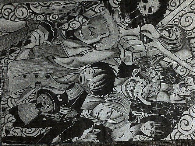 one piece by stioc