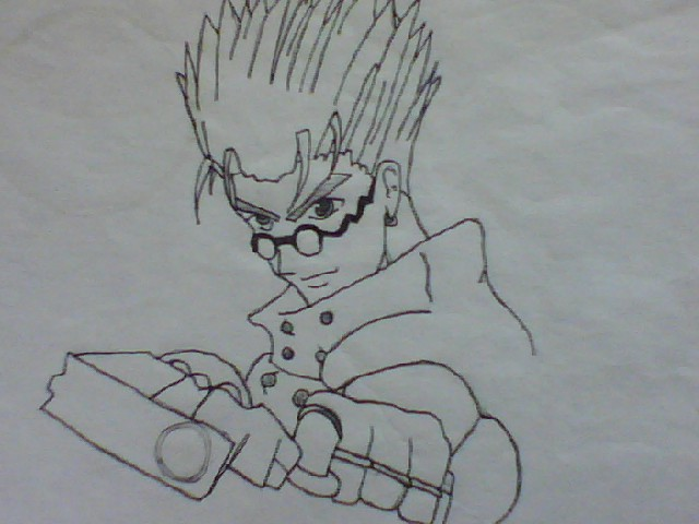 vash the stampede by subculturalgirl113