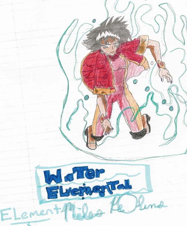 water elemental by supahfreak