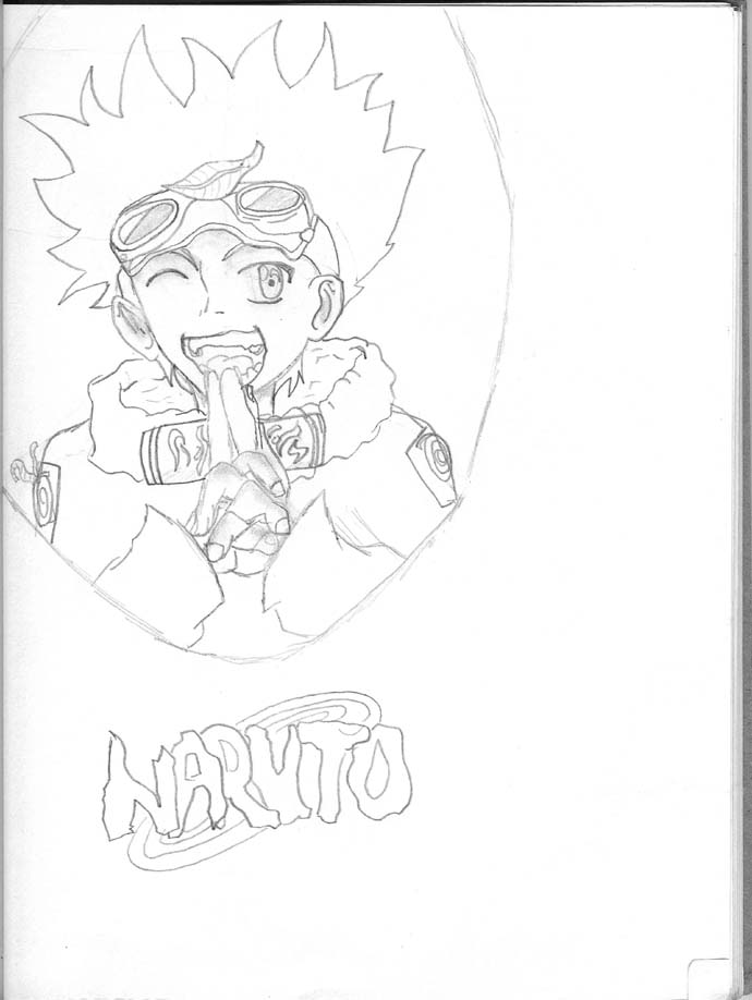 Naruto!! by supahfreak