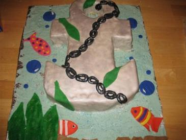 anchor cake by sweetness1018