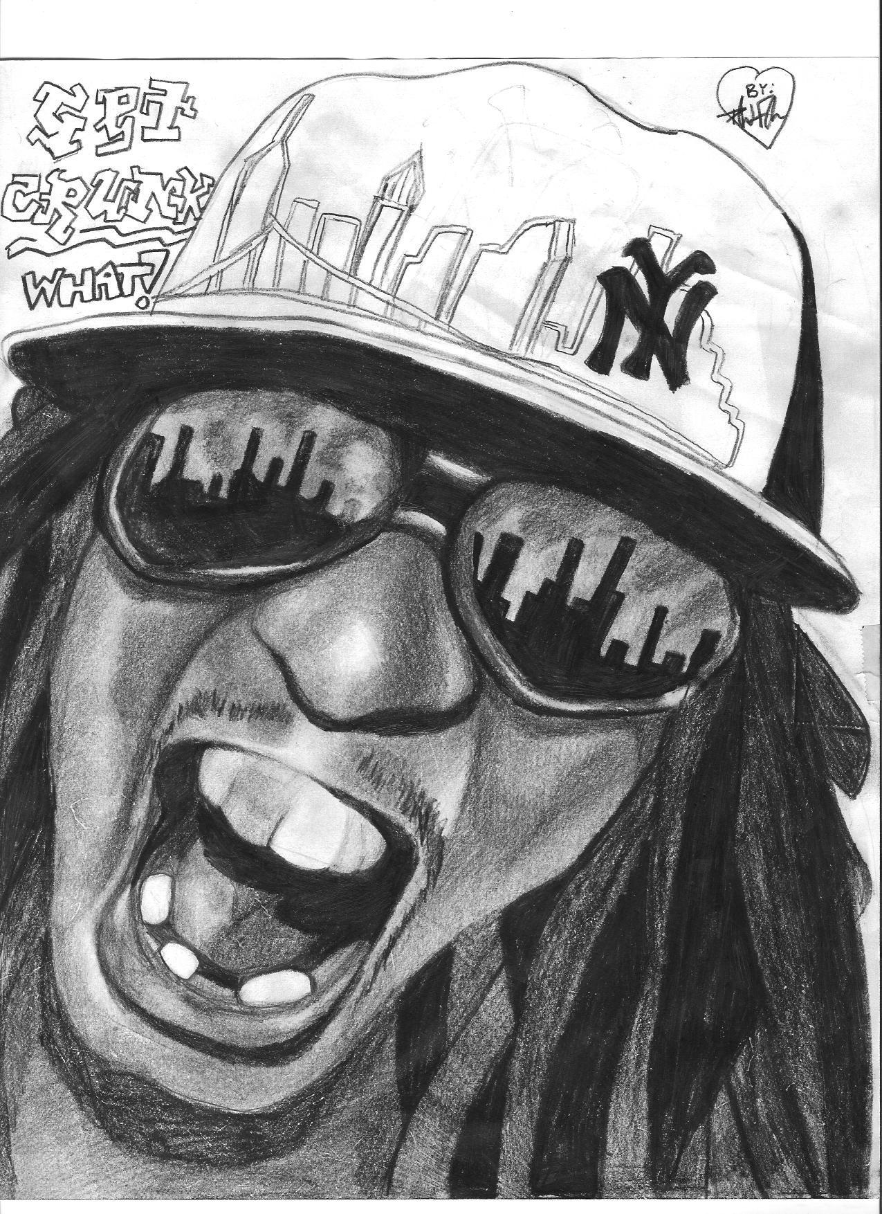 Lil Jon by sweetsnapple89