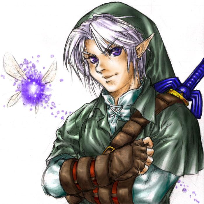Link by swordofmana89