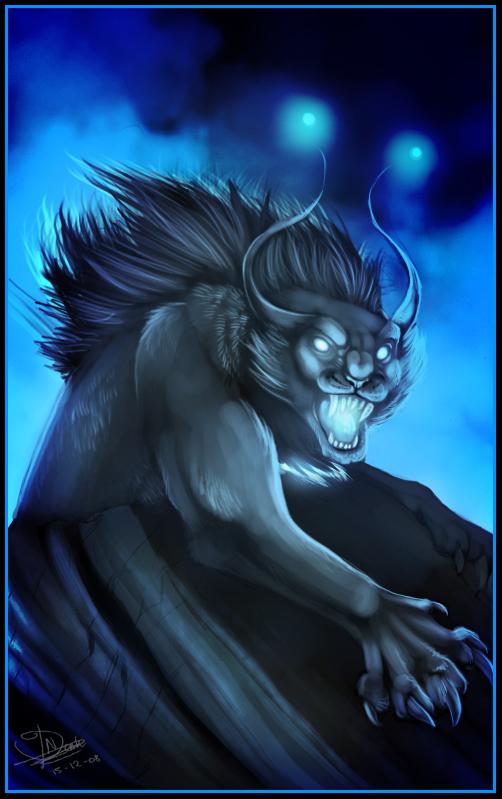 Killercat by Taiga