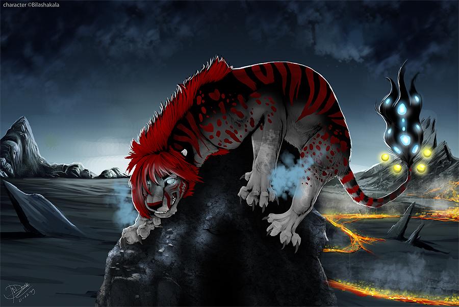 God od Destruction by Taiga