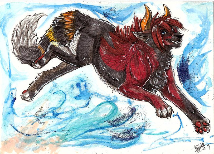 Commission Abracadavera by Taiga