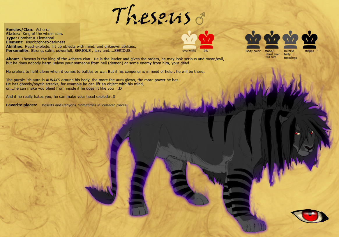 Reff of Theseus by Taiga