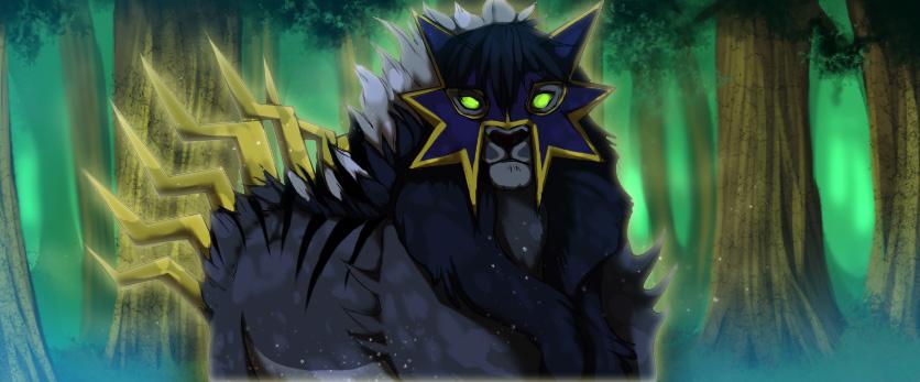 Mighty Rao by Taiga