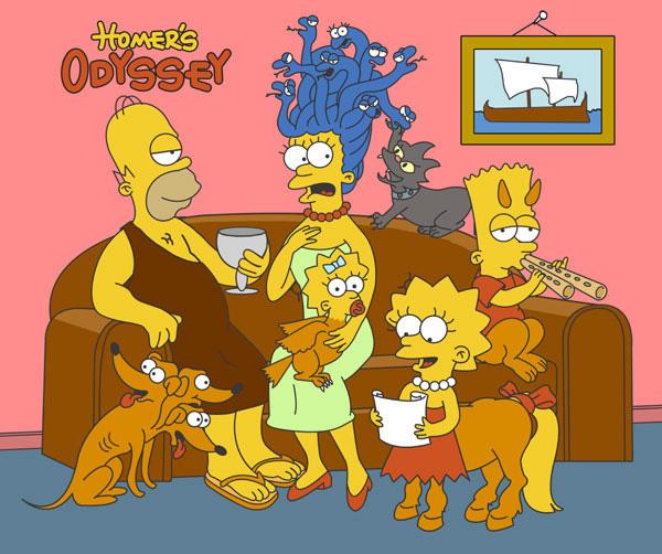 Homer's Odyssey by Taka_Chicago