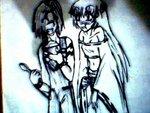 takimi and birdman by Takimi