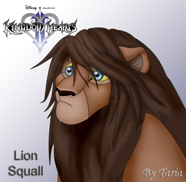Lion Squall/ leon by Taria