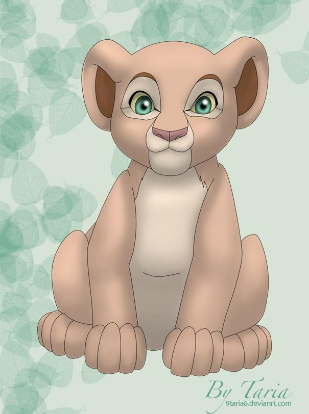 Baby Nala by Taria