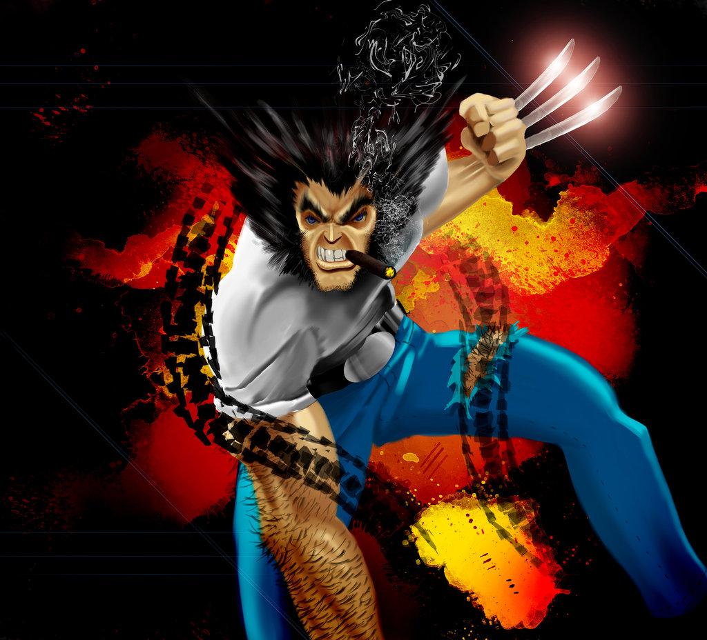 Wolverine by Task002