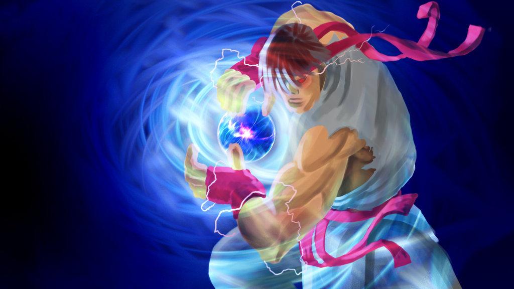 Ryu Hadouken by Task002