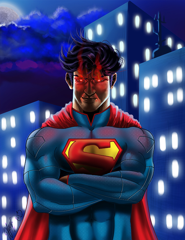 Superman by Task002