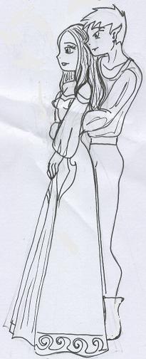 Garmeo & Jerra by TatsuraChan