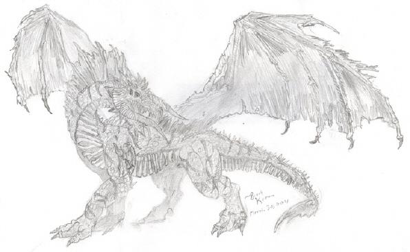 Necrodrakan by Teddi_MaulerX