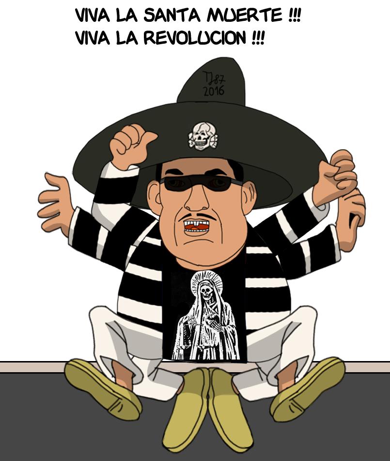 El Cultista de Muerte Socialistica by TeeJay87