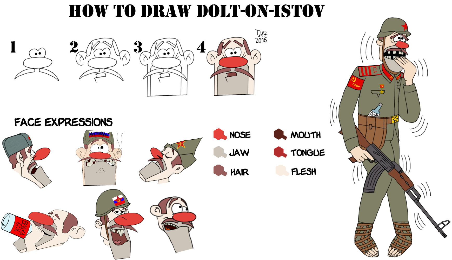 Dolt-on-ism: Dolty Tutorial step-by-step by TeeJay87