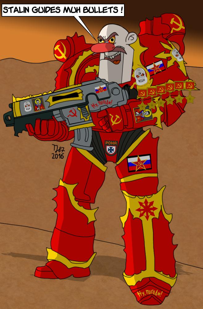 Space Dolt: Aspiring Champion of Leftist Evil by TeeJay87