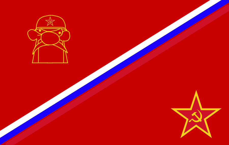 Dolt-on-ism: The Flag of Doltistani SSR by TeeJay87