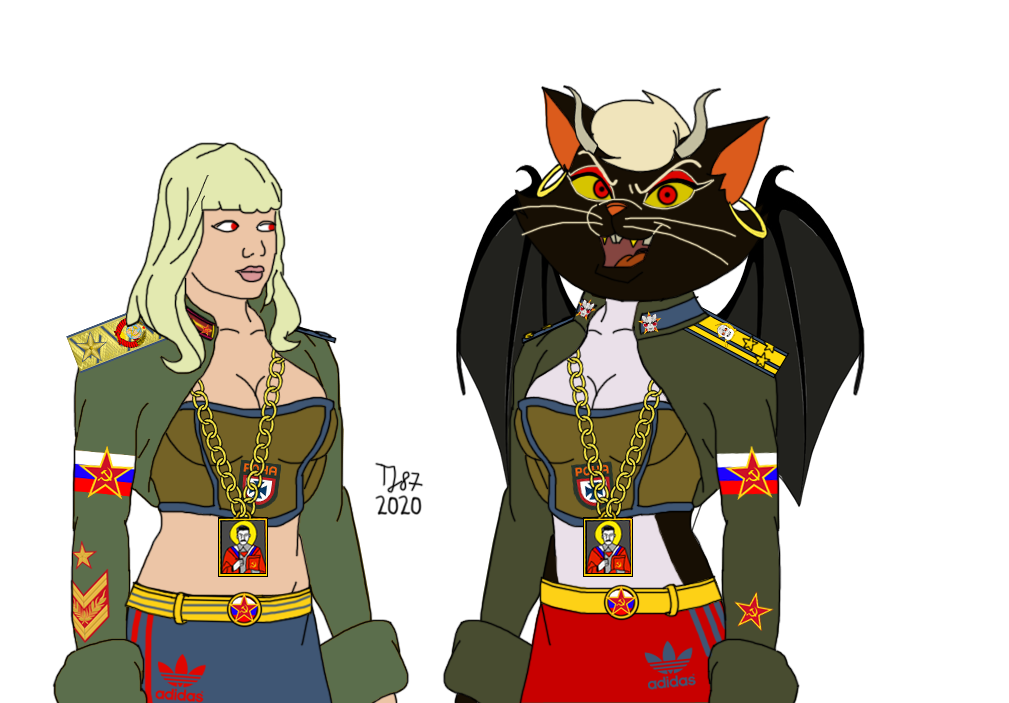 The Villainesses of the Working Class (WIP) by TeeJay87