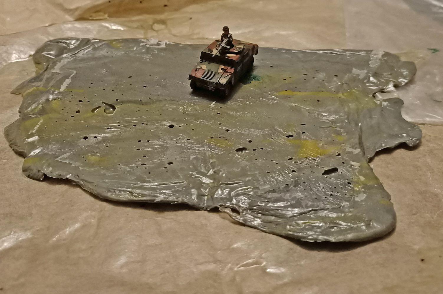 Plastic Plateau Model by TeeJay87