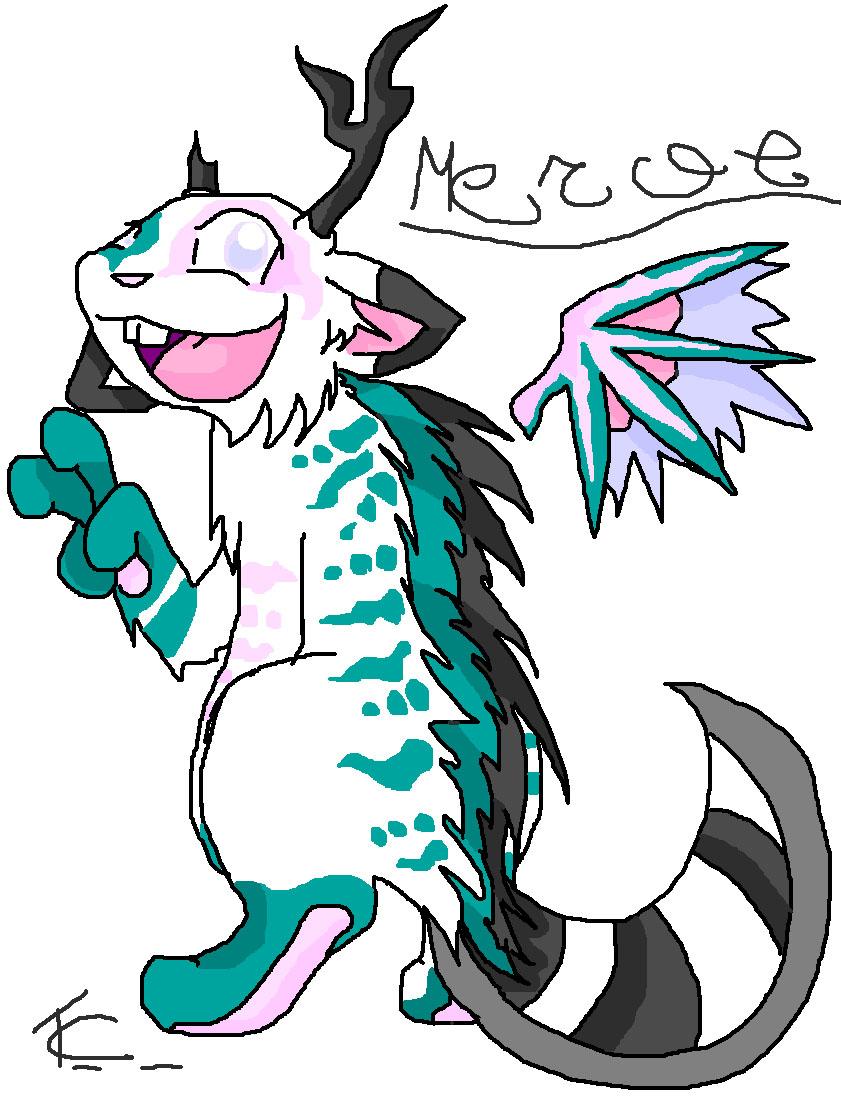 Meroe a mutant!! by Teeda
