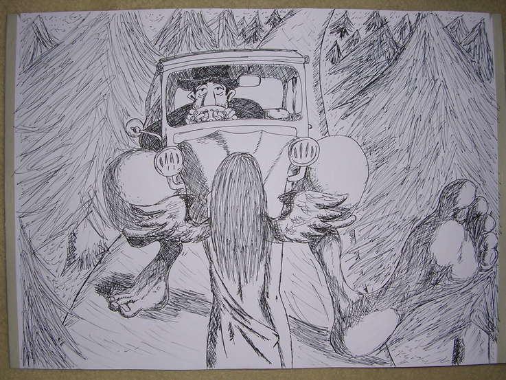 !~*caricature*~! by Teemu
