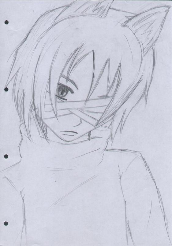 I doodled in school^^ by Teemu