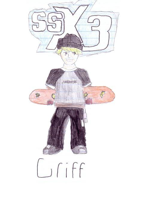 Lil' Griff{SSX3} by TehShiT