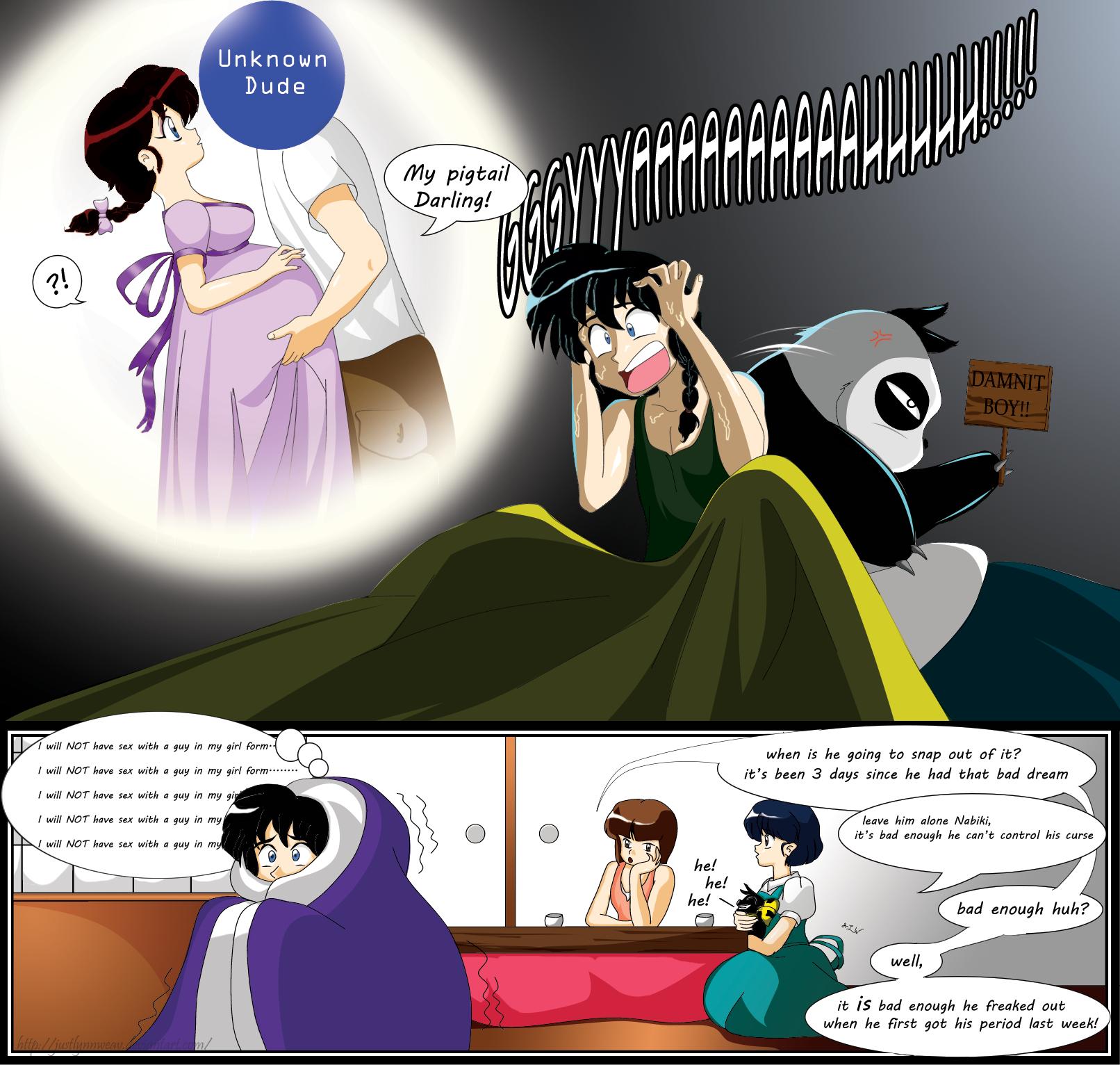 R1/2 - Ranma's worst nightmare by Tenchigirl15