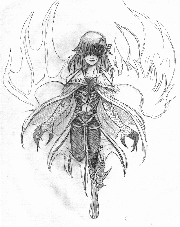 My Halloweentown Riku (Revised) by TenthDivine