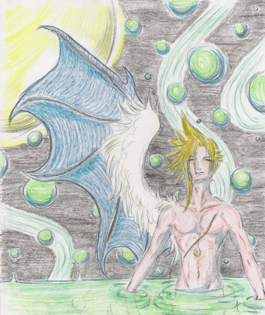 Scars- Cloud in the Lifestream by TenthDivine