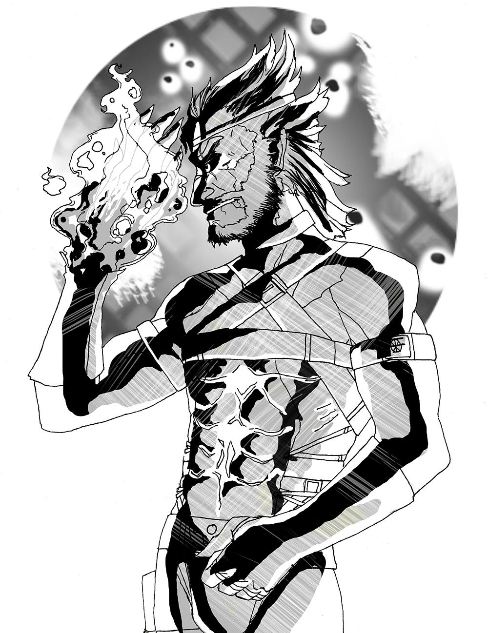 anti hero mash by TenthDivine