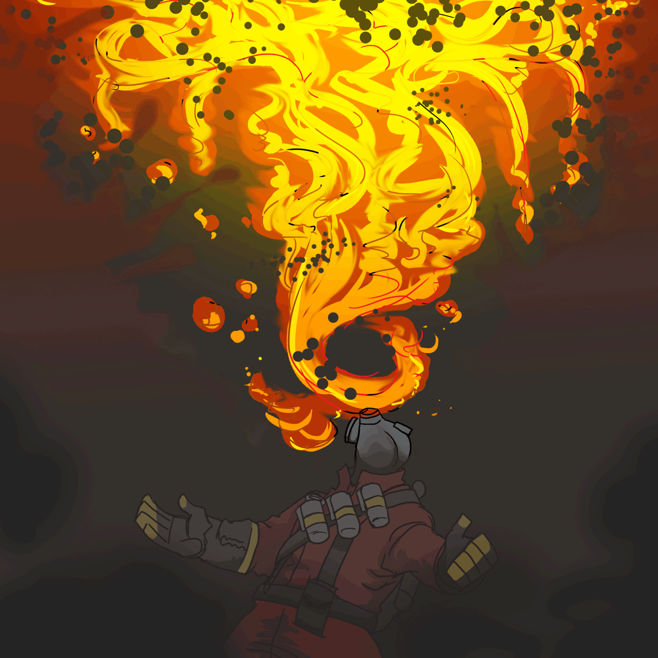 firebreather by TenthDivine
