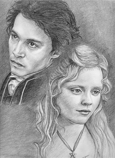 Ichabod & Katrina by TerryXart