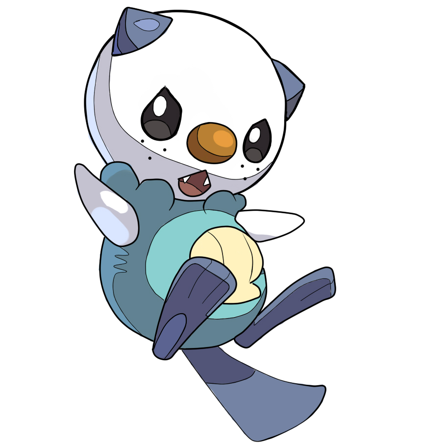 My First Pokemon Picture by ThatNativeGamer