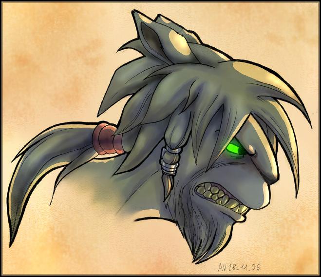 Grrrr! by TheArtDungeon