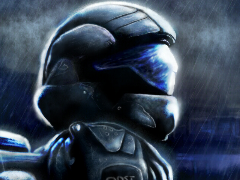 Halo: The Storm Approaches by TheChaser704141