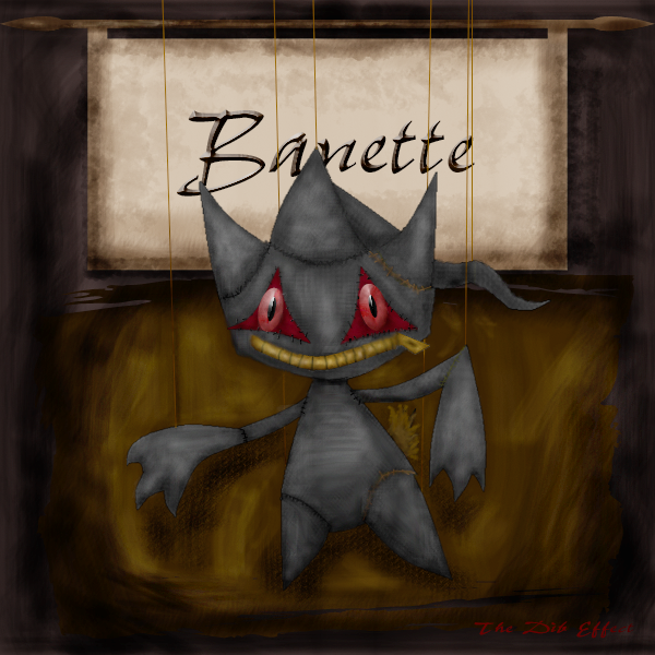 Dancing Banette by TheDibEffect