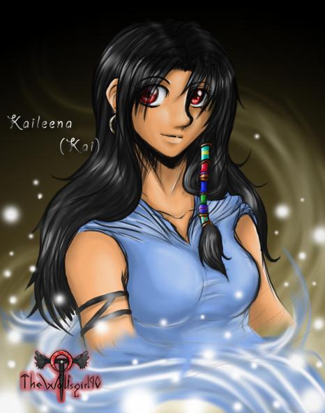 Kaileena (kai for chriss) by TheWolfsgirl90
