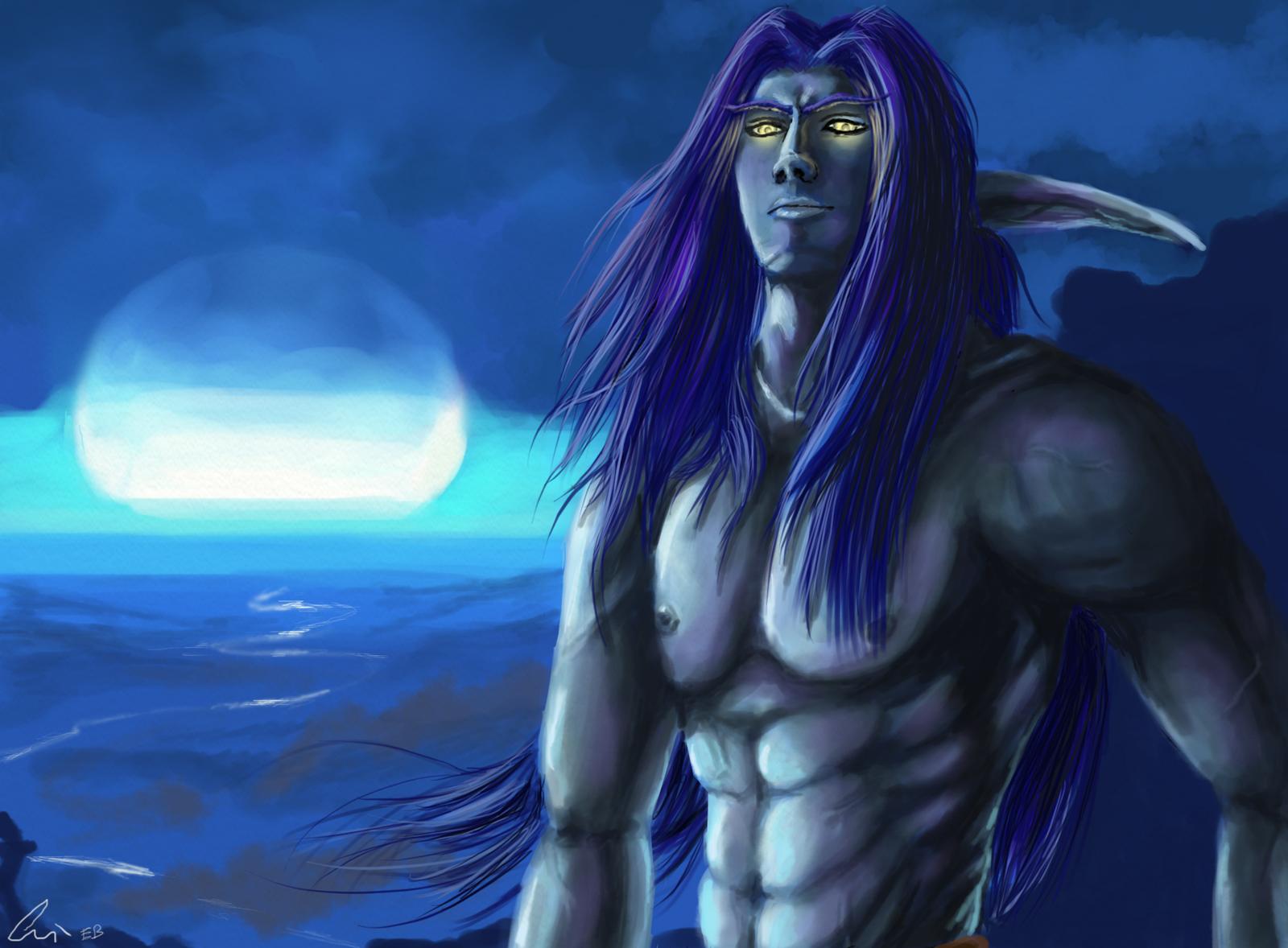 Blue Horizon:: by The_Ebony_Phoenix