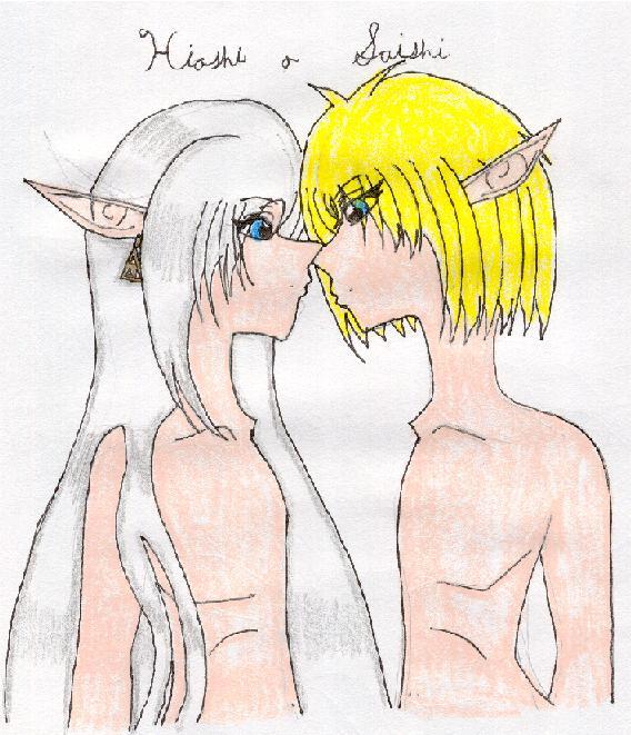 Hiashi & Saishi by The_Legend