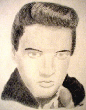 Elvis by The_Minx
